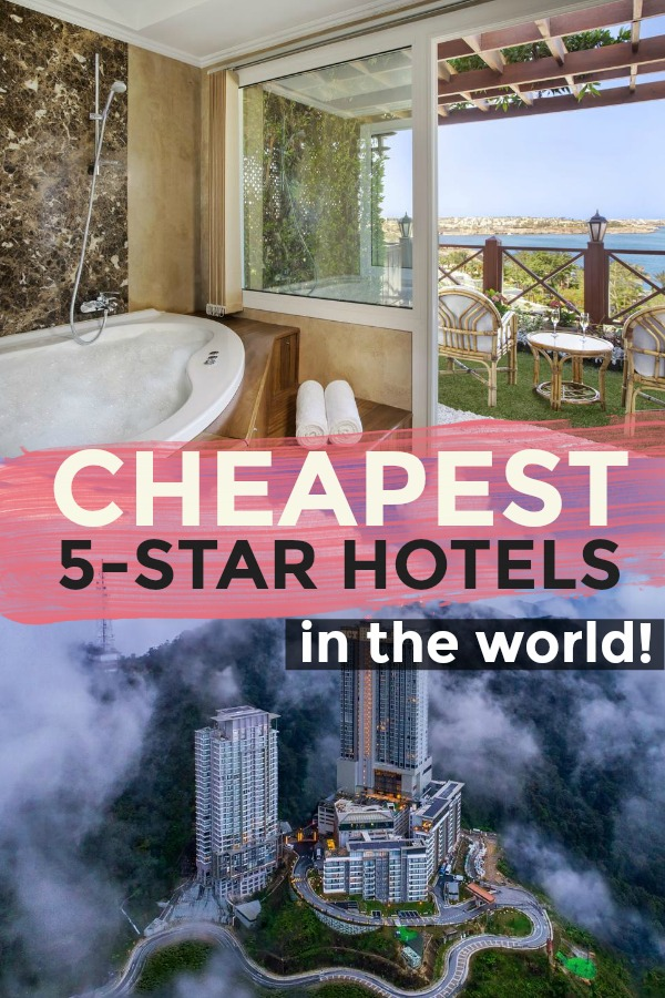 Cheapest 5-Star Hotels in the World - Travel Off Path