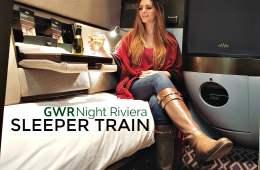 Night Riviera Sleeper Train GWR
