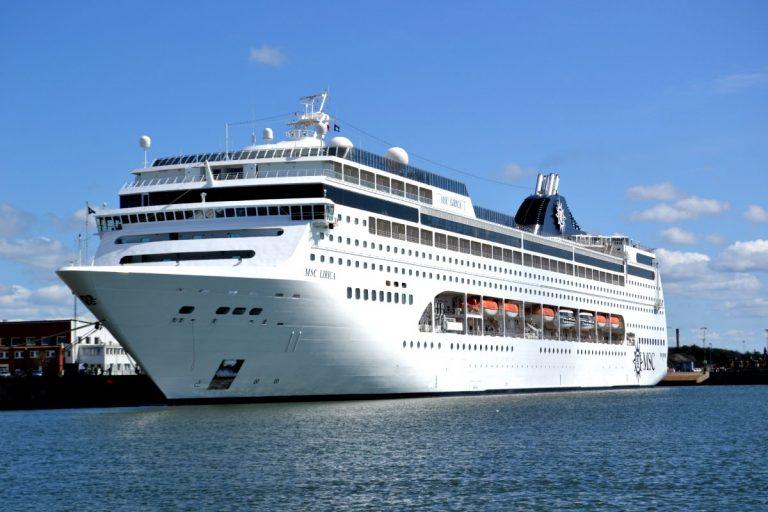 Cheapest Cruises MSC Lirica