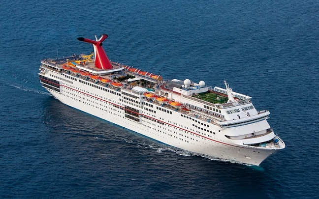 Cheapest Cruises in the world - Carnival Ecstasy