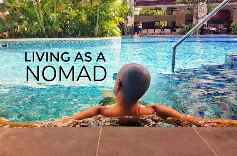 Living as a nomad