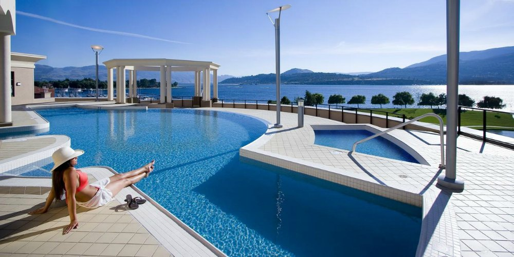 Top Kelowna Lakefront Hotels Royal Private Residence Club