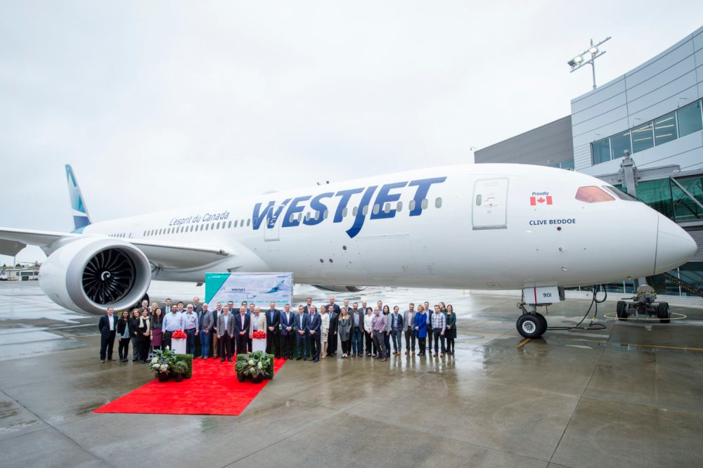 WestJet 787 Destinations - Routes The Dreamliner Will Fly in 2019