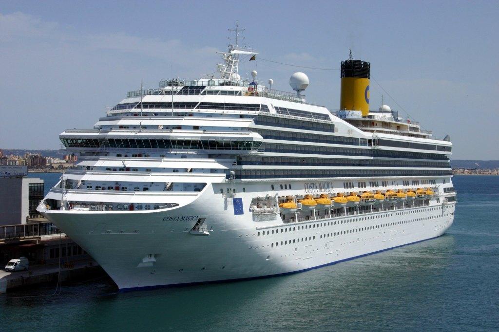 cheapest cruises in the world Costa Magica