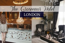 The Grosvenor Hotel London