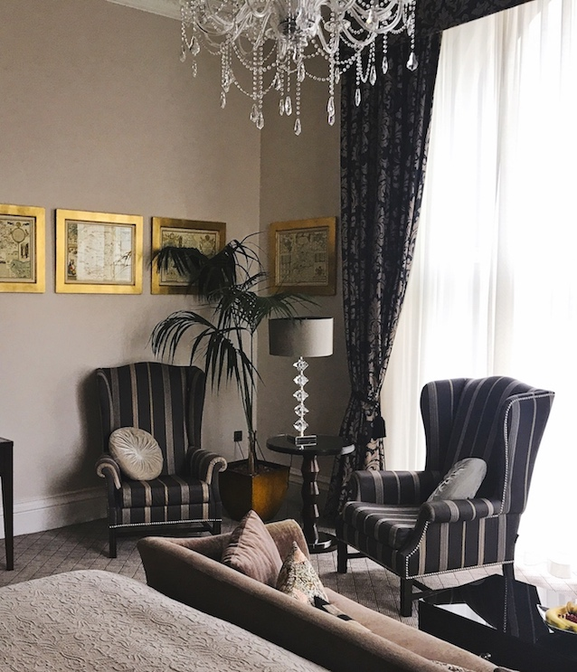King Suite in the Grosvenor Hotel London