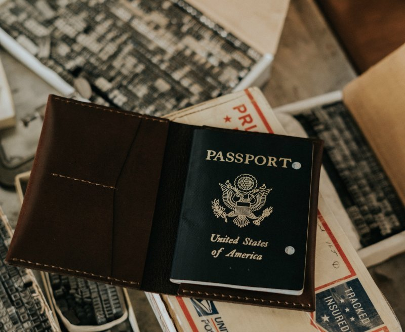 living as a nomad passport