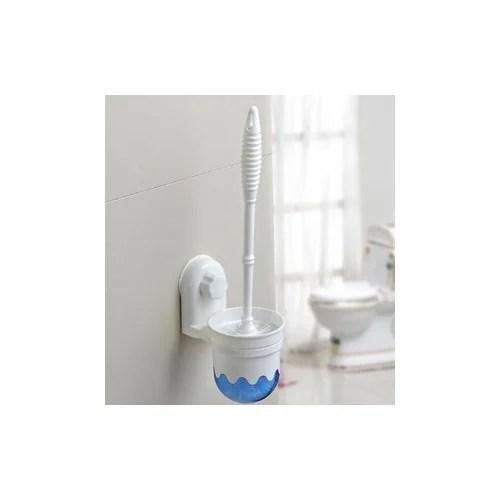 Toilet brush holder with hidden camera