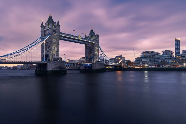 visit tower bridge in london