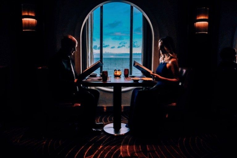 Speciality Dining on Celebrity Millennium