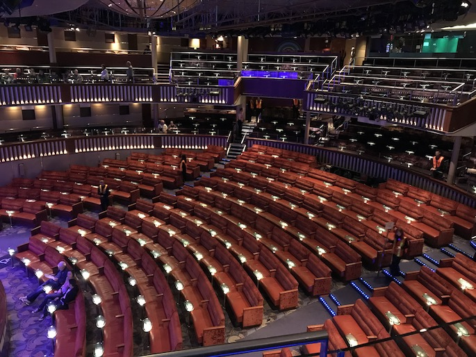Theatre on the Celebrity Millennium