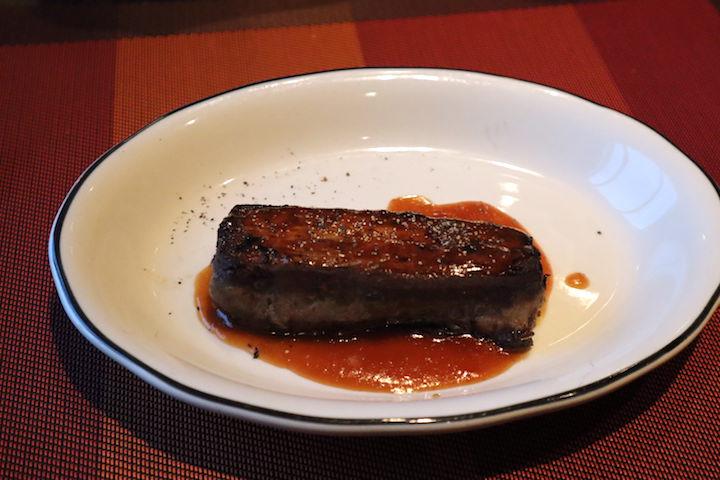 Pork Belly Tuscan Grille on Celebrity Millennium