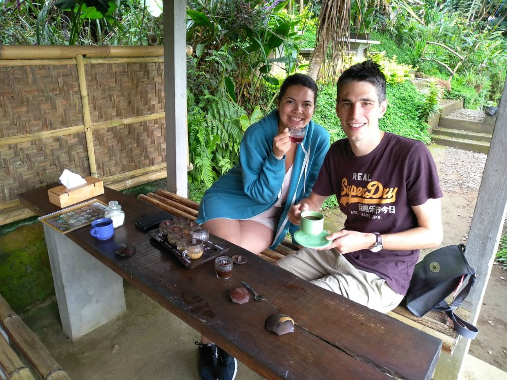 coffee plantation tour bali