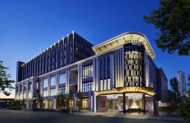 Strings Hotel in Nagoya Japan