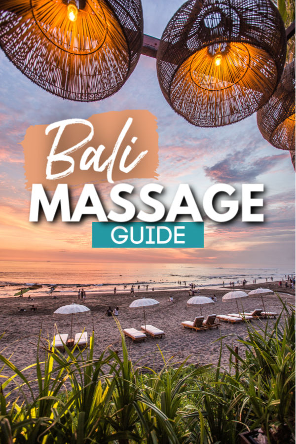 Bali Massage Info- prices, best bali massage spas and more