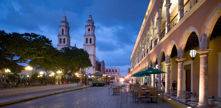 campeche mexico - cheapest places to travel in 2019
