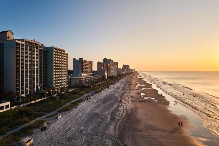 compass cove myrtle beach - cheapest places to travel 2019