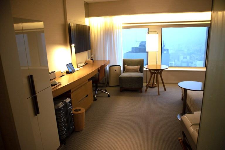 Keio Plaza Hotel - Premier grand Deluxe