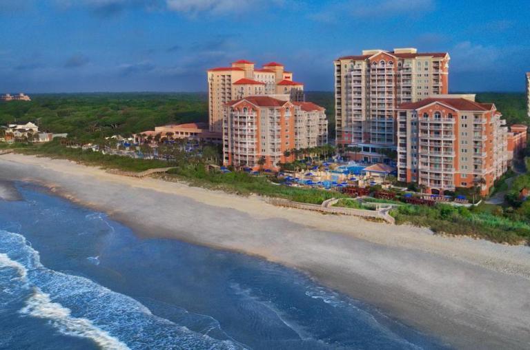 Marriott oceanwatch resort