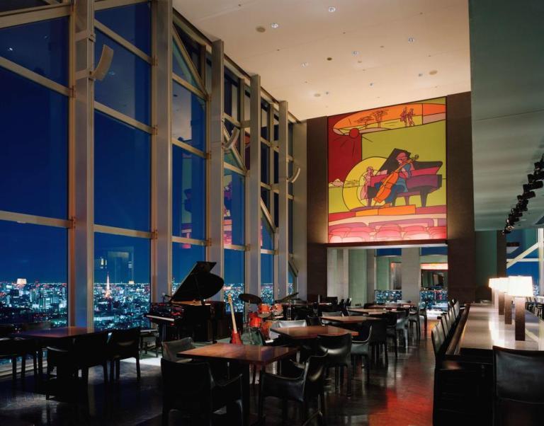 New York Bar in Park Hyatt Tokyo