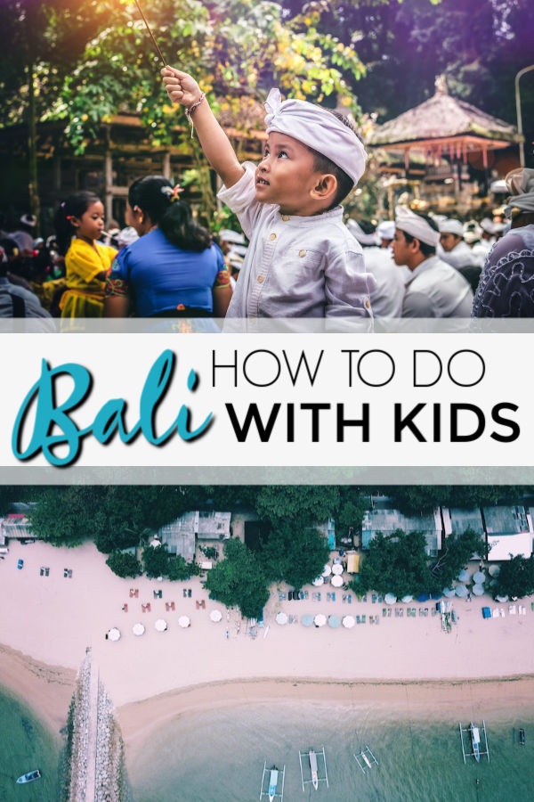 things to do with kids in bali