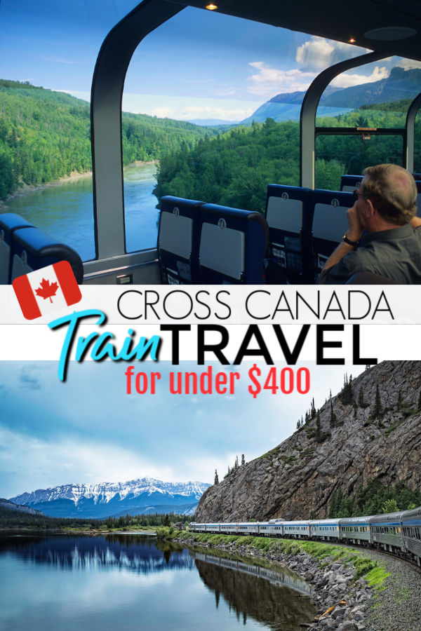 Take this Train across Canada with Via Rail for less than $400