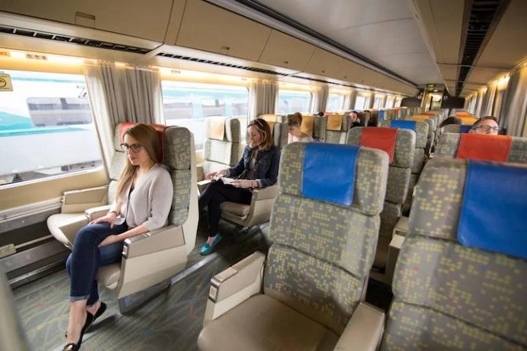 via rail economy seats
