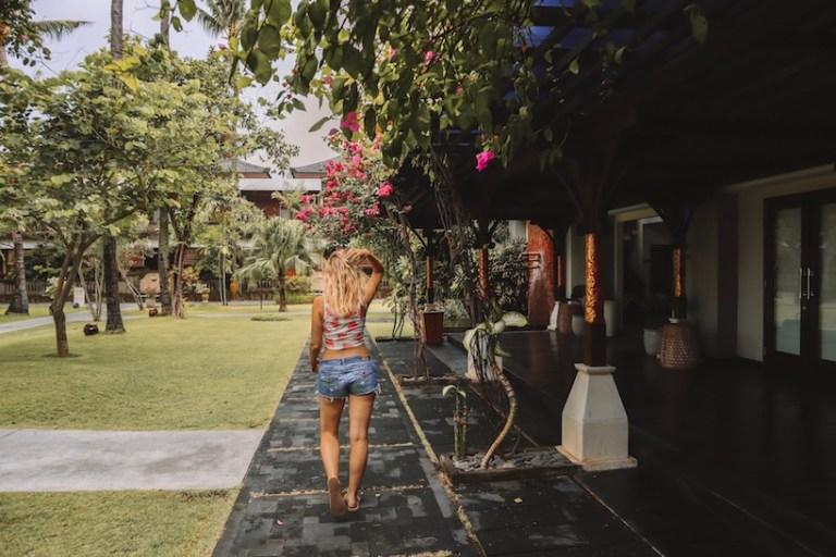 Kashlee Kucheran in Bali