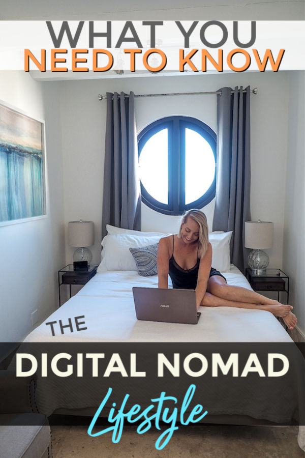 What you need to know about the digital nomad lifestyle
