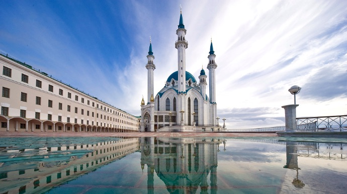 Kazan alternative city to istanbul