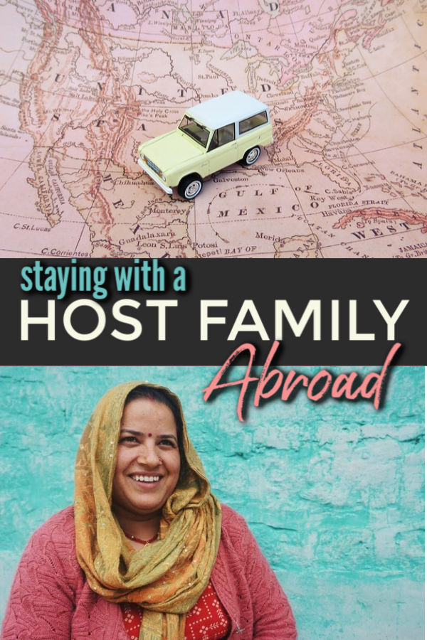 tips on staying with a host family abroad