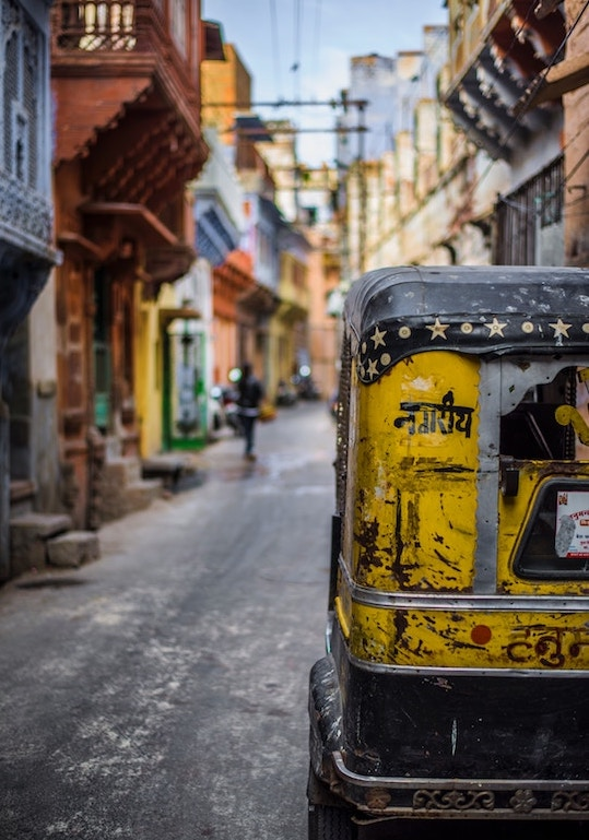 expat life in India - I moved to Bangalore