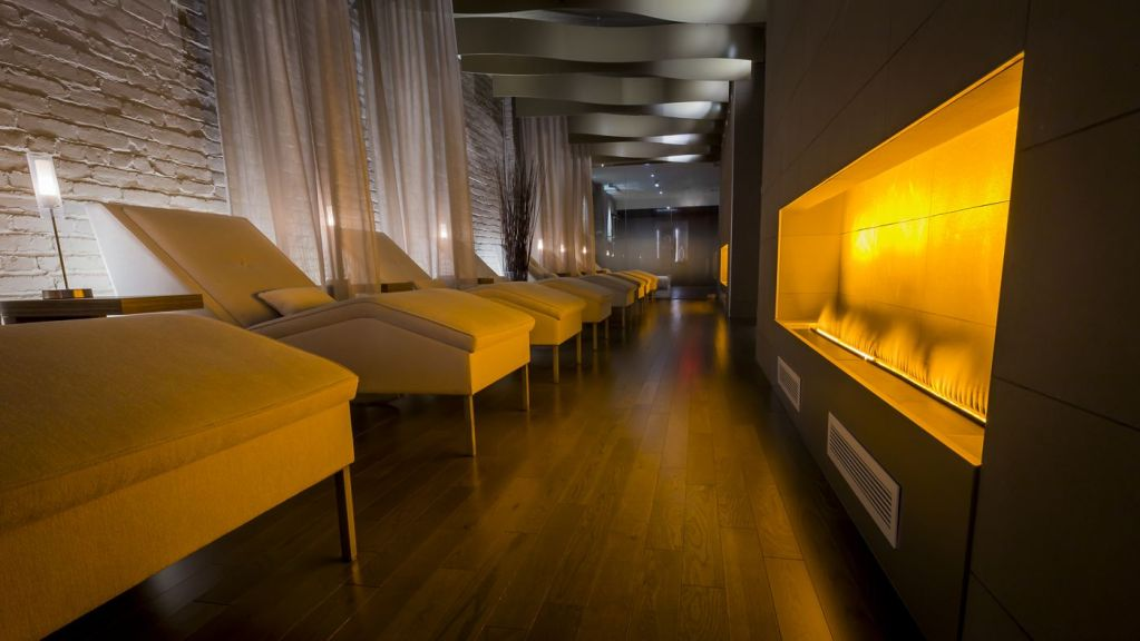 Spa At Ritz Carlton Montreal