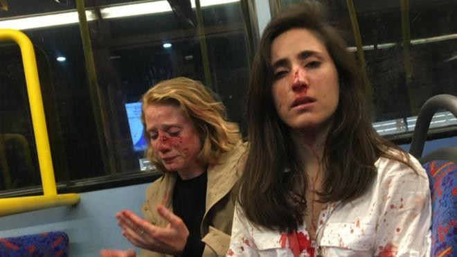 Gay Couple Beaten on London Train