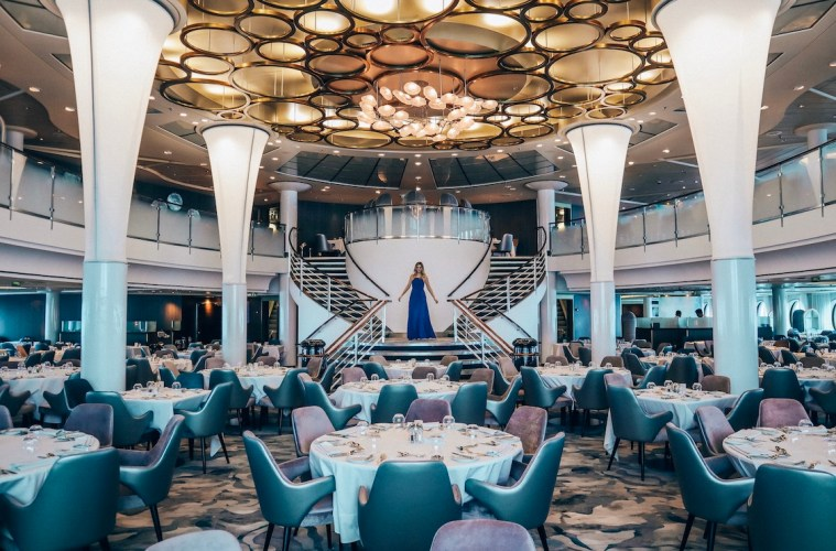 Millennium Renovation - Before and After photos of Celebrity's Revolutionized Millennium ship