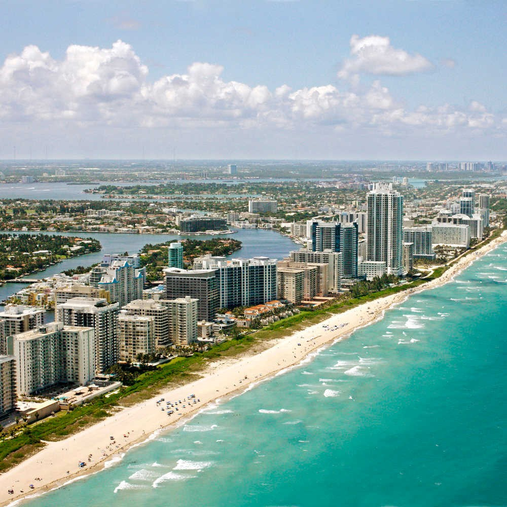 Miami Warmest US Winter City