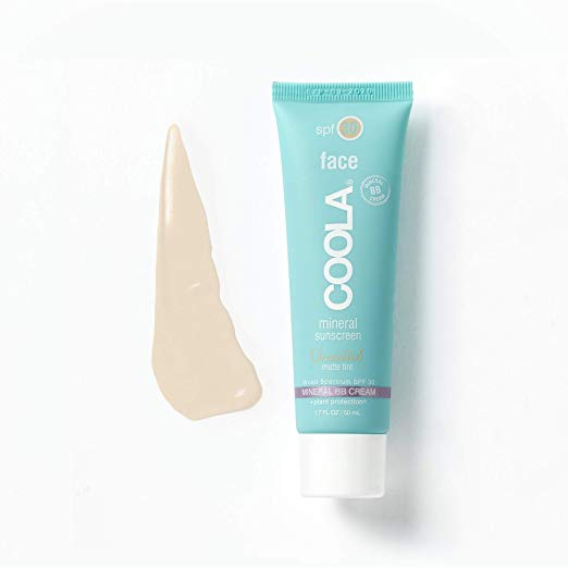 coola mineral sunscreen - a great natural alternative