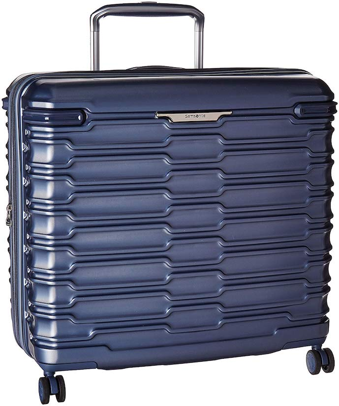 samsonite stryde - why i love this hard side luggage