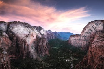 las vegas to zion national park - how to get there