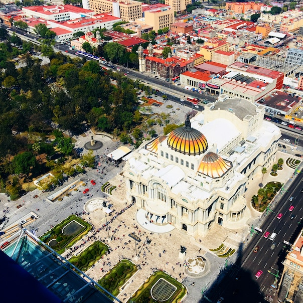 Mexico city is vegan friendly travel