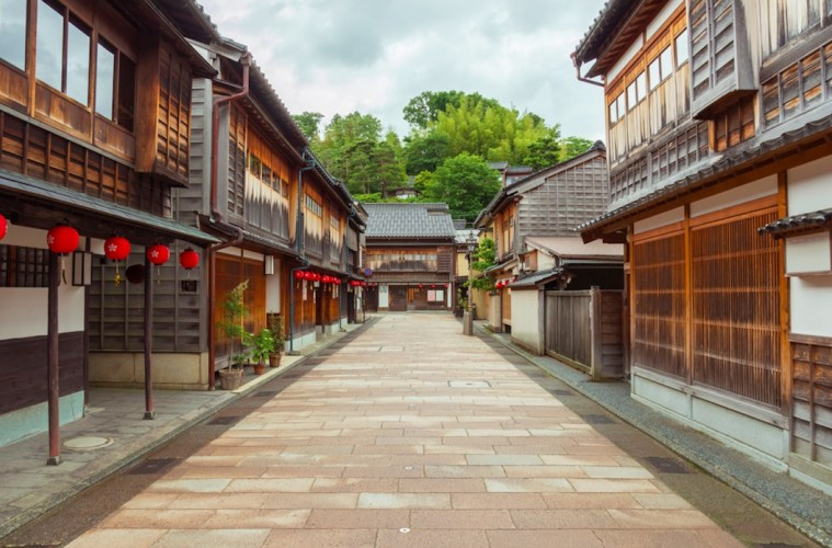 Kanazawa, Japan – Where to stay, EAT, and how to get there