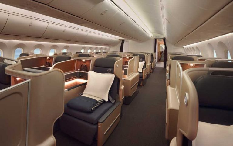 19 Hour Non-Stop Direct Flights From New York To Sydney