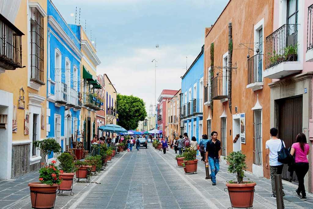 Puebla Mexico
