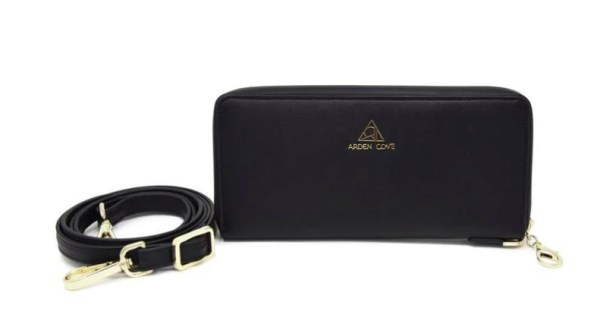 anti-theft wallet - Christmas Ideas for Girls Who Travel