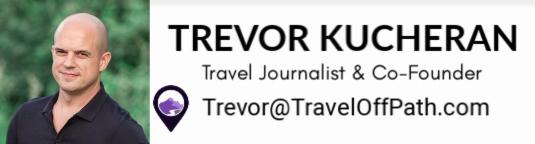 Author Trevor