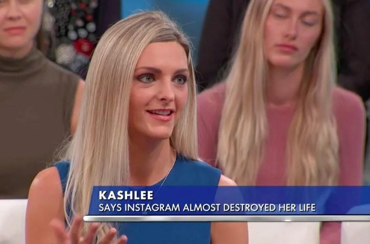 Kashlee Kucheran on 'The Doctors' TV SHow about Instagram addiction and social media mental wellness