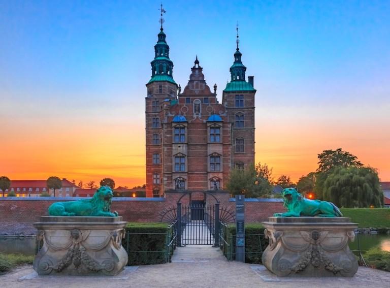 rosenborg - copehagen travel guide