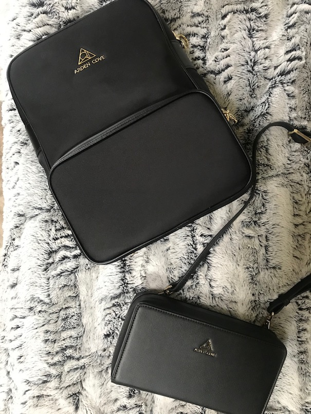 Arden cove review - anti-theft backpack and wallet