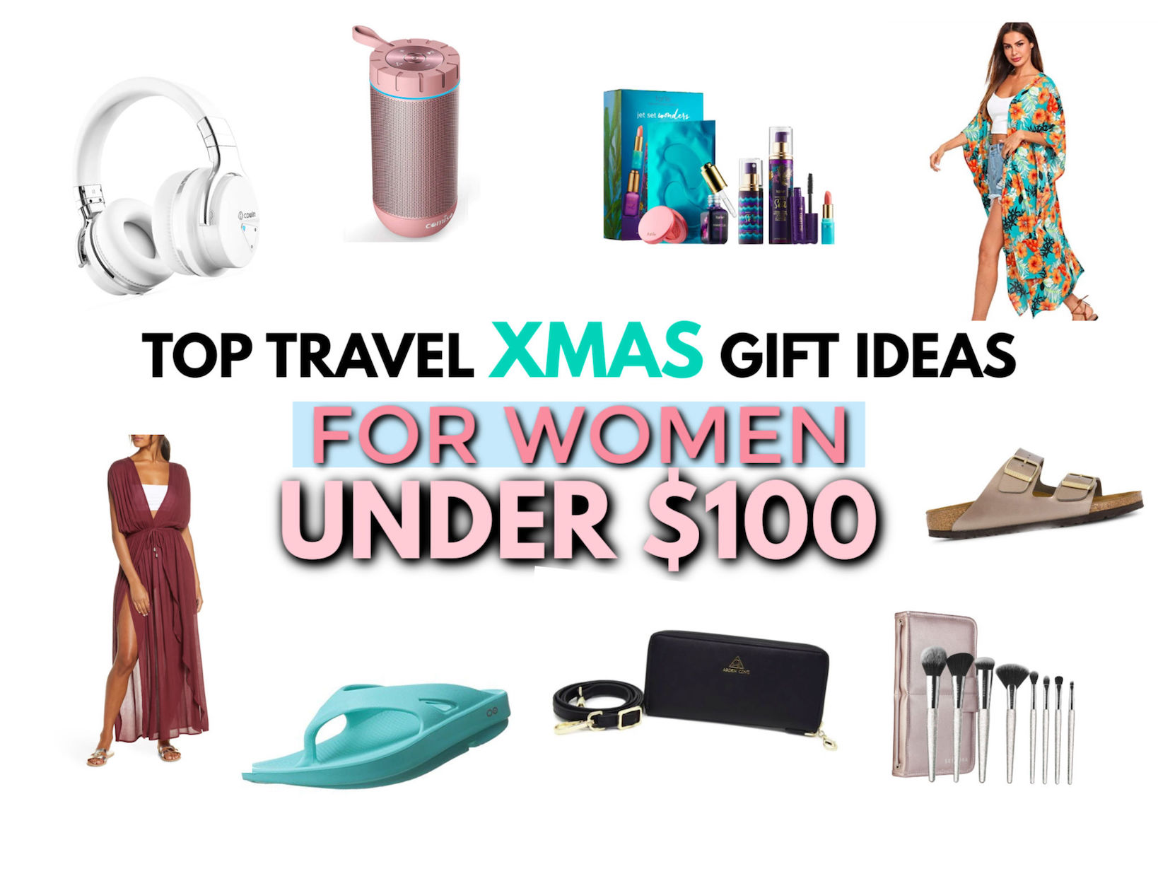 20 Christmas Gift Ideas For Women Who Travel Under 100 Travel Off Path
