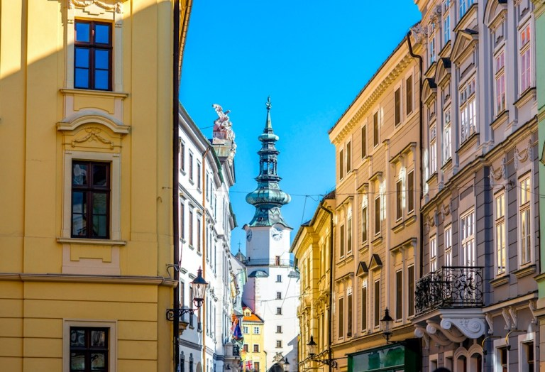 Things to do in Bratislava - See Michaels Gate